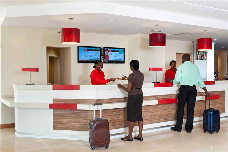General view Ibis Lagos Airport