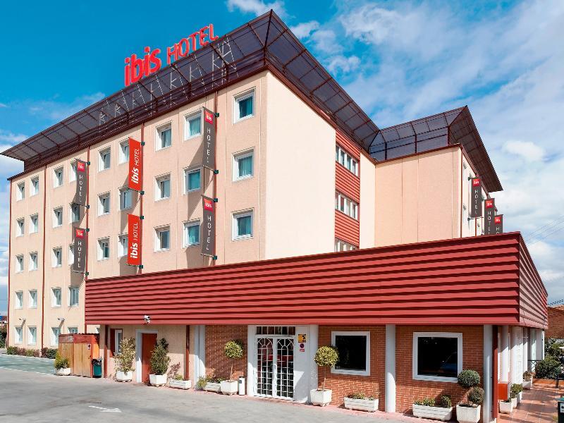 Escapada en el Hotel ibis madrid fuenlabrada