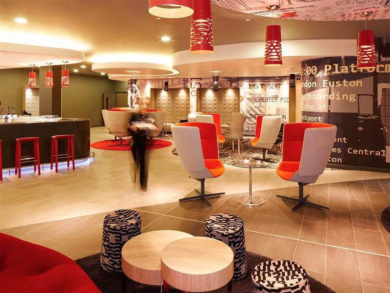 Bar Ibis London Euston St Pancras