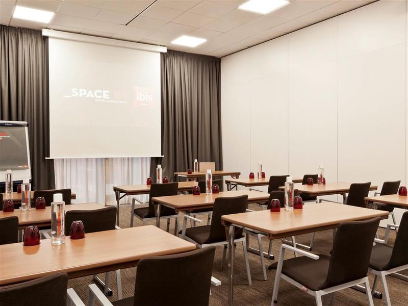 Conferences Ibis London Euston St Pancras