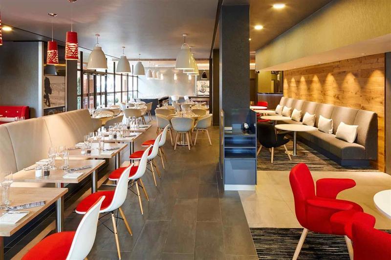 Restaurant Ibis London Euston St Pancras
