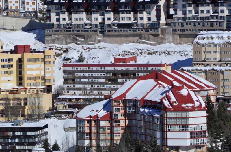imagen de hotel Apartamentos Bulgaria (sierra Nevada)