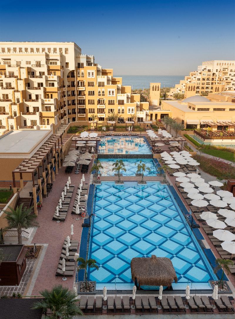 General view Rixos Bab Al Bahr