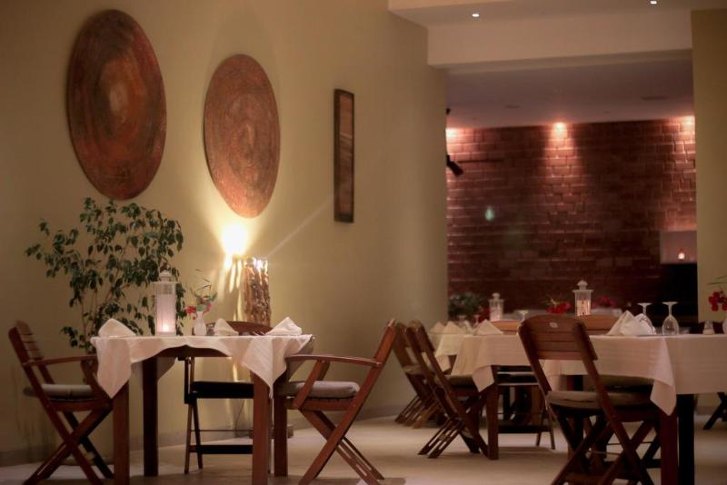 Restaurant Jardins De Toumana