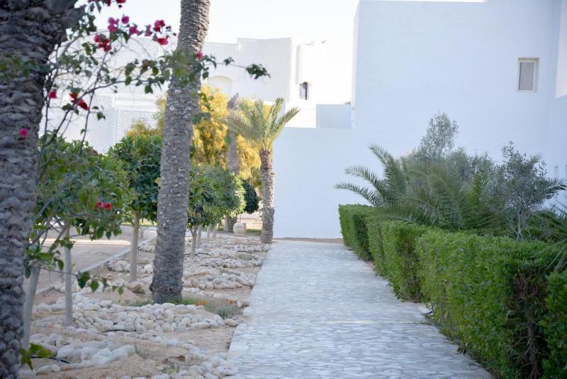 Terrace Jardins De Toumana