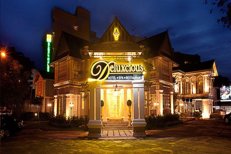 Deluxcious Heritage Hotel - Hotel - 5