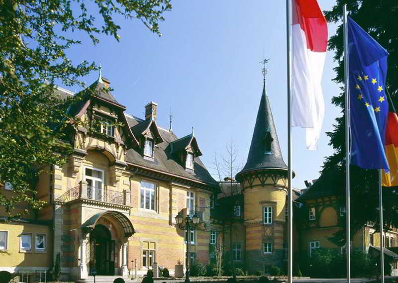 General view Villa Rothschild Kempinski