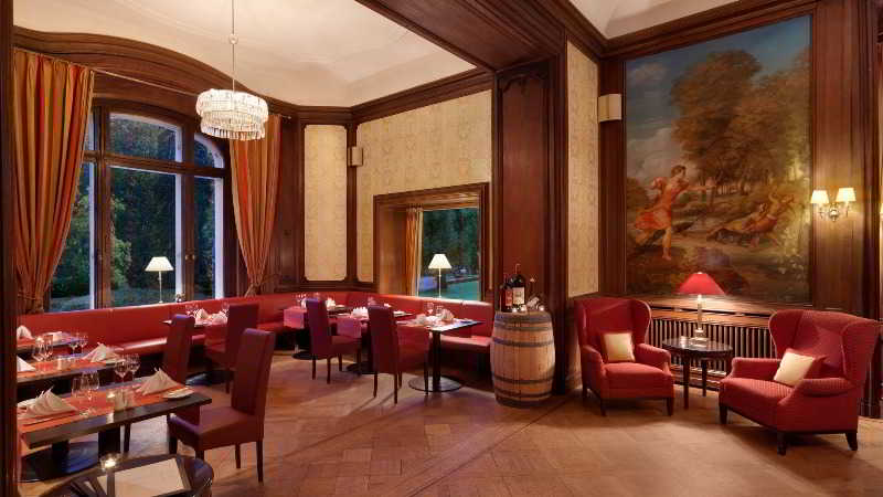 Bar Villa Rothschild Kempinski