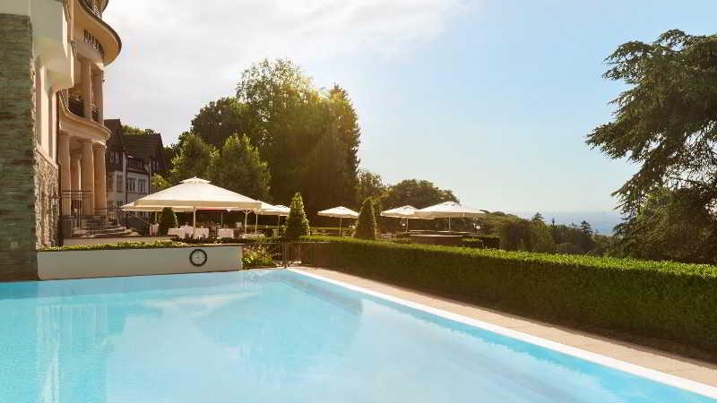 Pool Villa Rothschild Kempinski