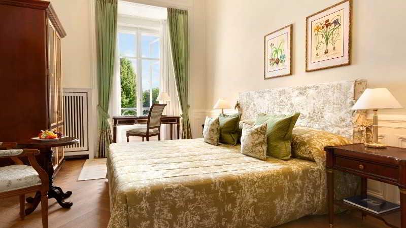 Room Villa Rothschild Kempinski