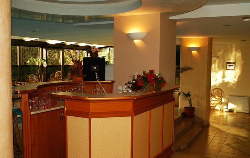 Bar Millenium Palace Hotel