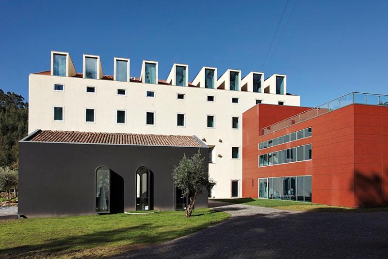 General view Duecitania Design Hotel