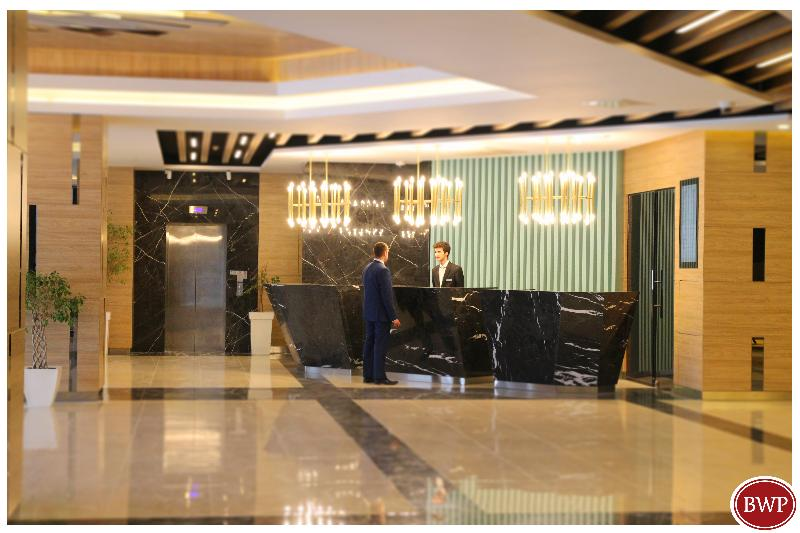 Lobby Best Western Premier Sakarya