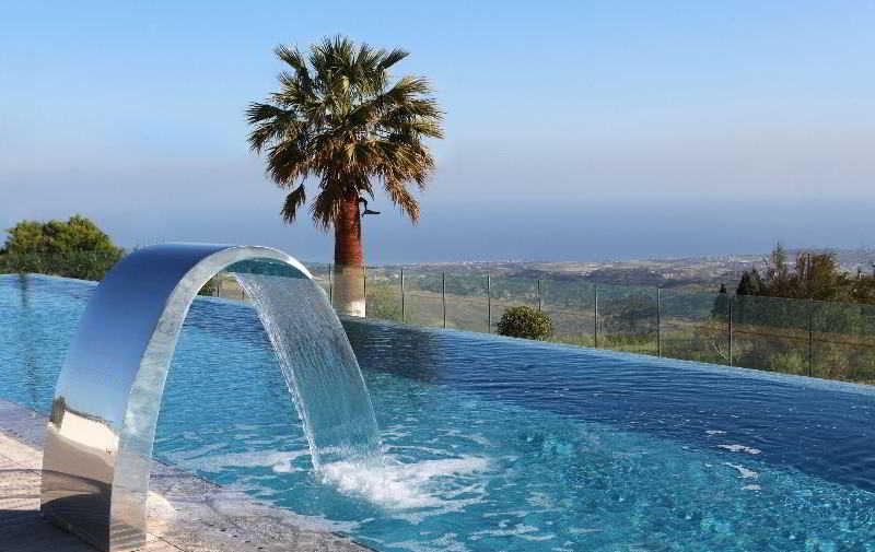 Pool Droushia Heights