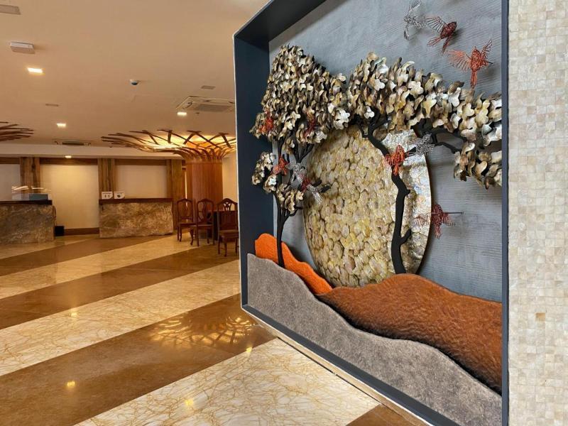Lobby Kabayan Hotel Pasay