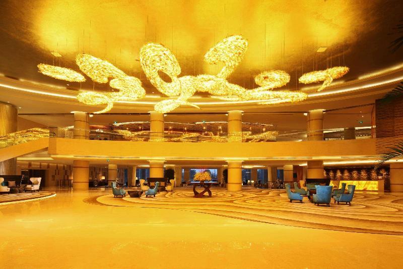 Lobby Doubletree By Hilton Hangzhou East