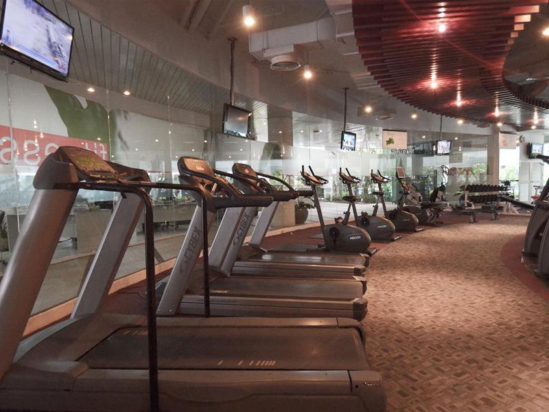A-One Star Hotel Pattaya - Sport - 4