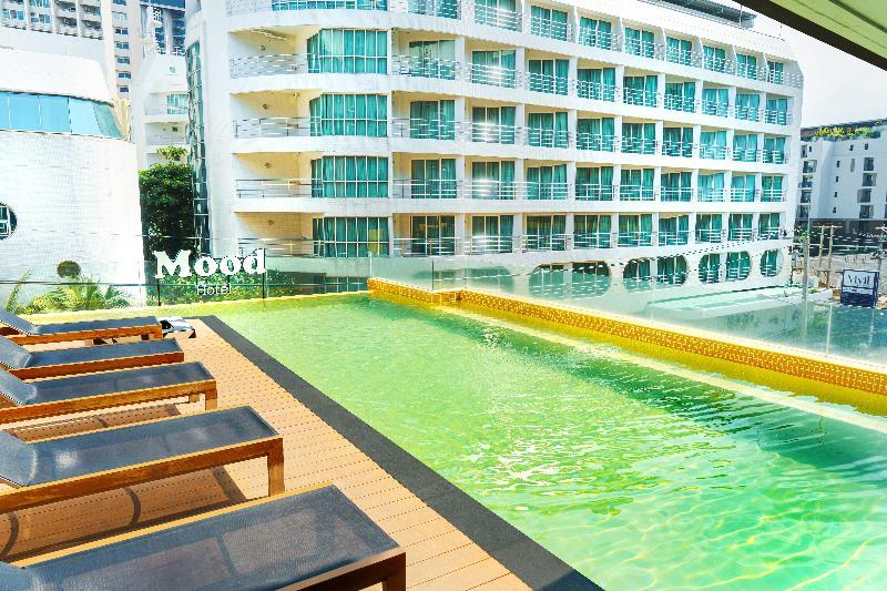 A-One Star Hotel Pattaya - Pool - 11