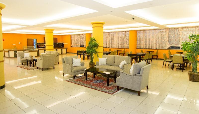 Lobby The Panari Hotel Nairobi