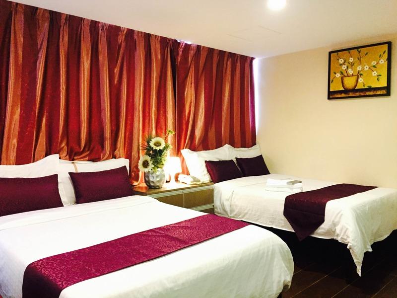 Room California Hotel