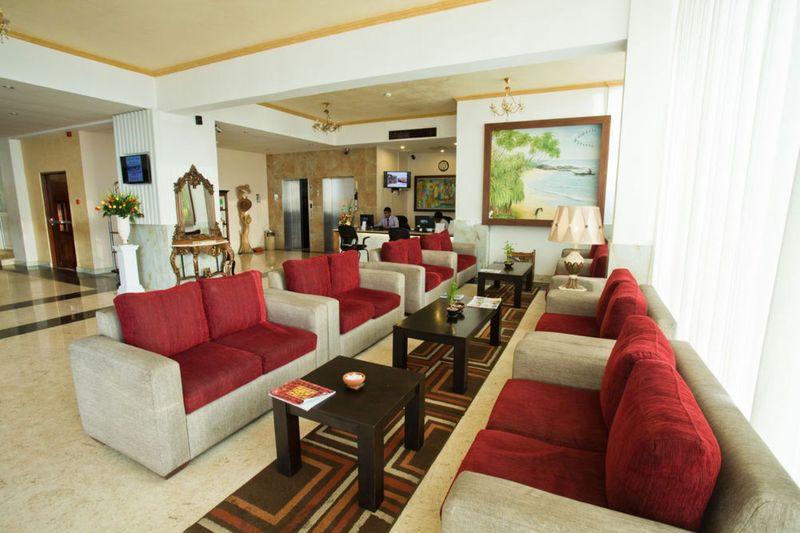 Lobby Mirage Colombo