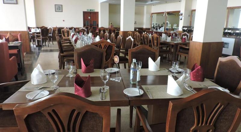 Restaurant Mirage Colombo