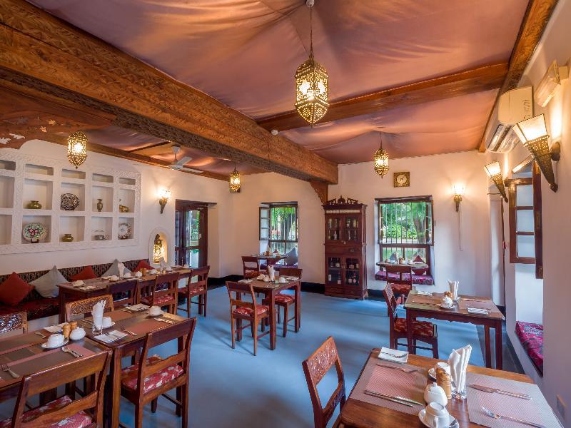 Restaurant Beyt-al-salaam Boutique Hotel
