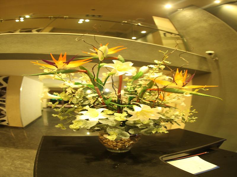 Lobby Avia Hotel & Events