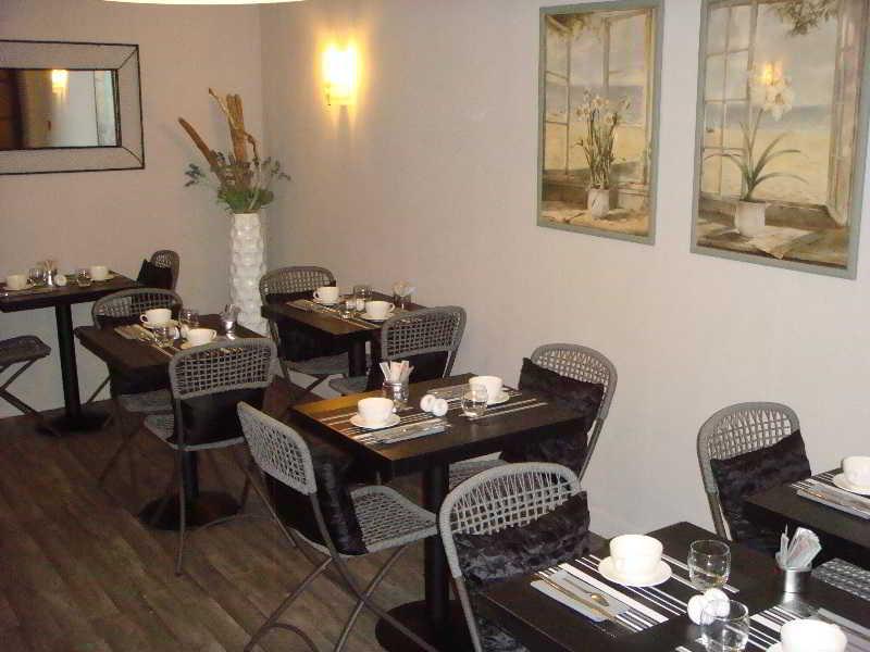 Restaurant Inter-hotel Rochefort Roca-fortis