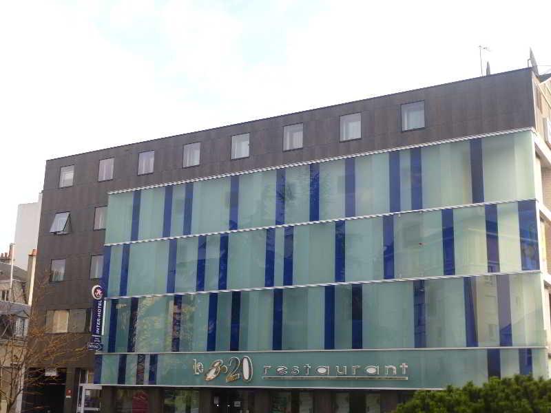 General view Inter-hotel Tours Au Relais Saint-Éloi