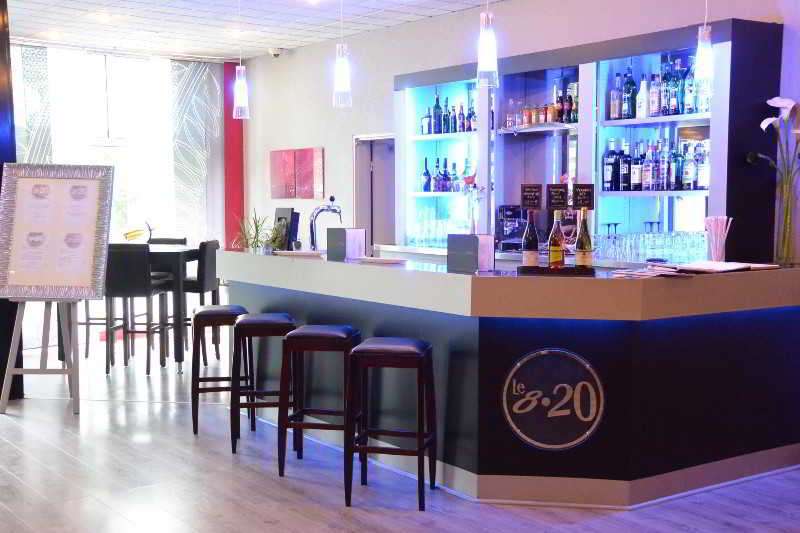Bar Inter-hotel Tours Au Relais Saint-Éloi