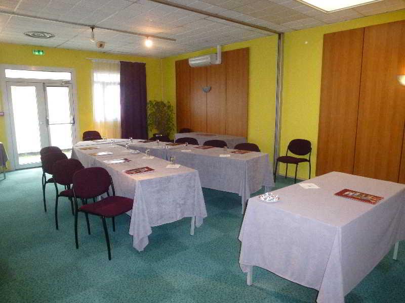 Conferences Inter-hotel Tours Au Relais Saint-Éloi