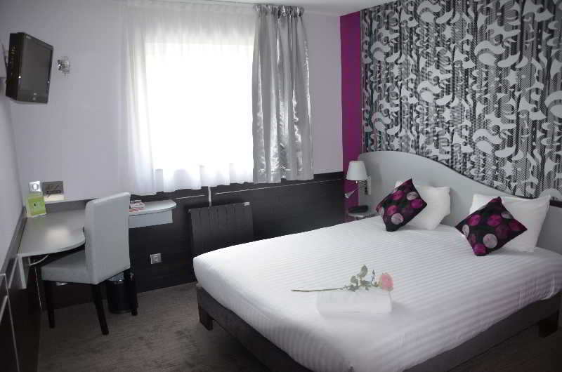 Room Inter-hotel Tours Au Relais Saint-Éloi