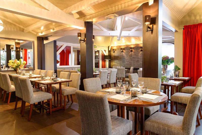 Restaurant Inter-hotel Paris Parc Des Expositions Villepinte