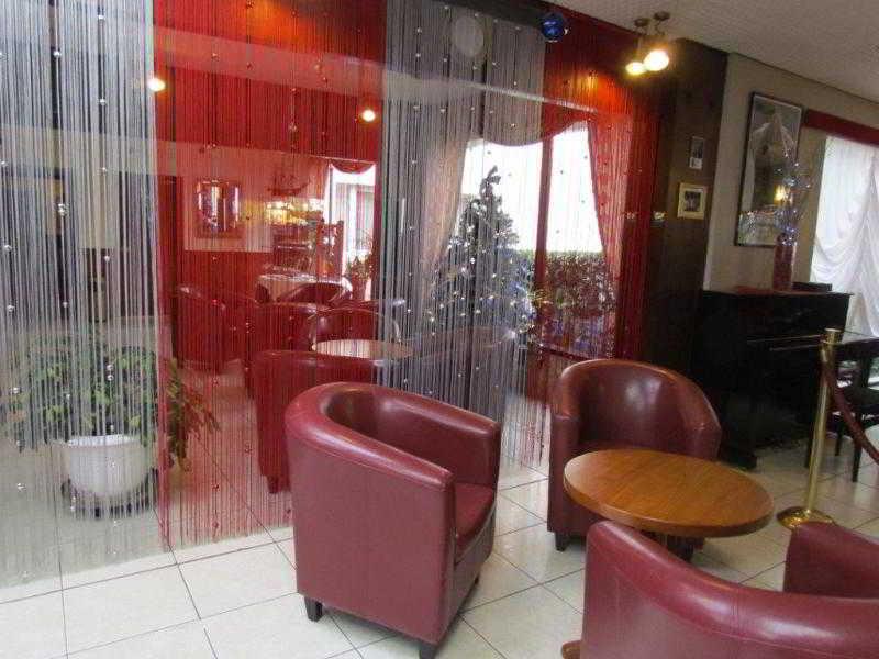 Lobby Inter-hotel Saint-nazaire Aquilon