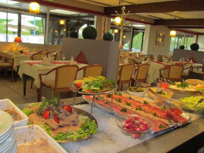 Restaurant Inter-hotel Saint-nazaire Aquilon
