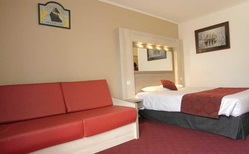 Room Inter-hotel Saint-nazaire Aquilon