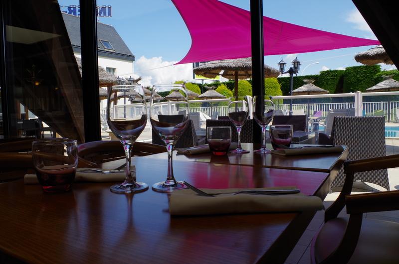 Terrace Inter-hotel Saint-nazaire Aquilon