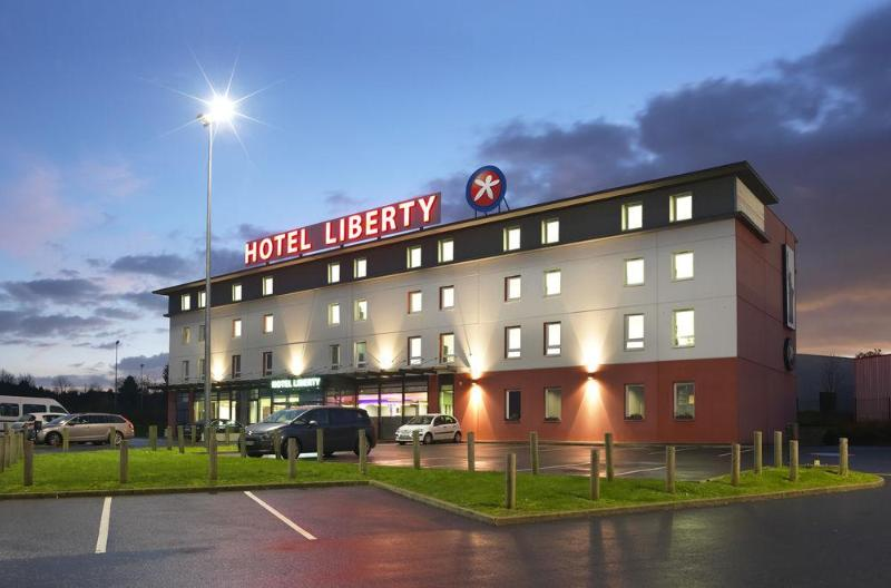 General view Inter-hotel Le Liberty