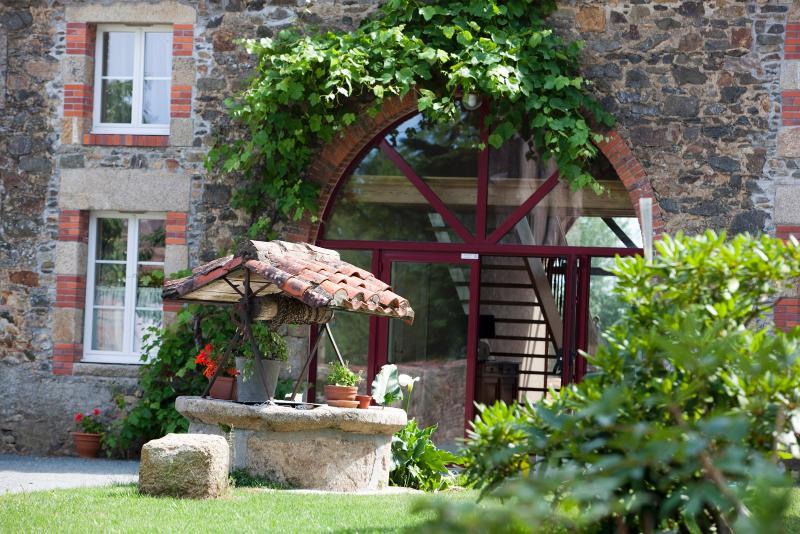 General view Relais Du Silence Château De La Richerie