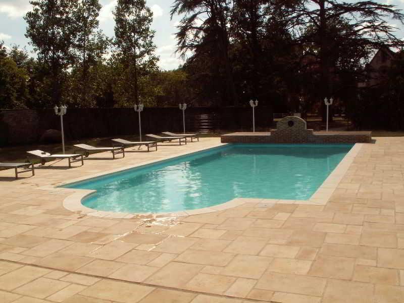 Pool Relais Du Silence Château De La Richerie