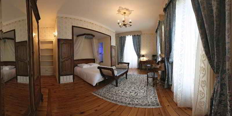 Room Relais Du Silence Château De La Richerie