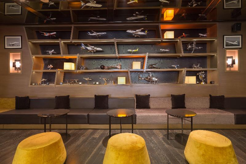 Bar Holiday Inn New Delhi International Airport