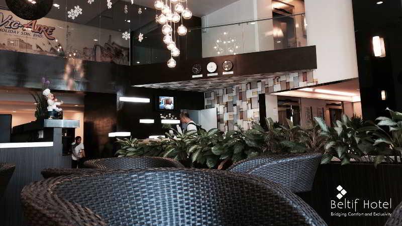 Lobby Beltif Hotel