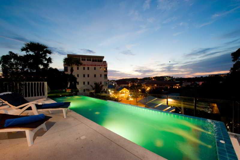 Pool Rama Kata Beach Hotel
