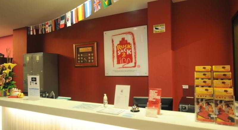 Lobby Rucksack Inn@hong Kong Street