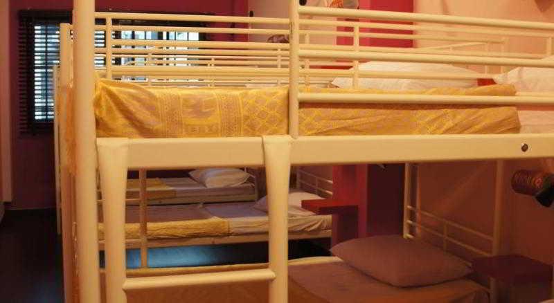 Room Rucksack Inn@hong Kong Street