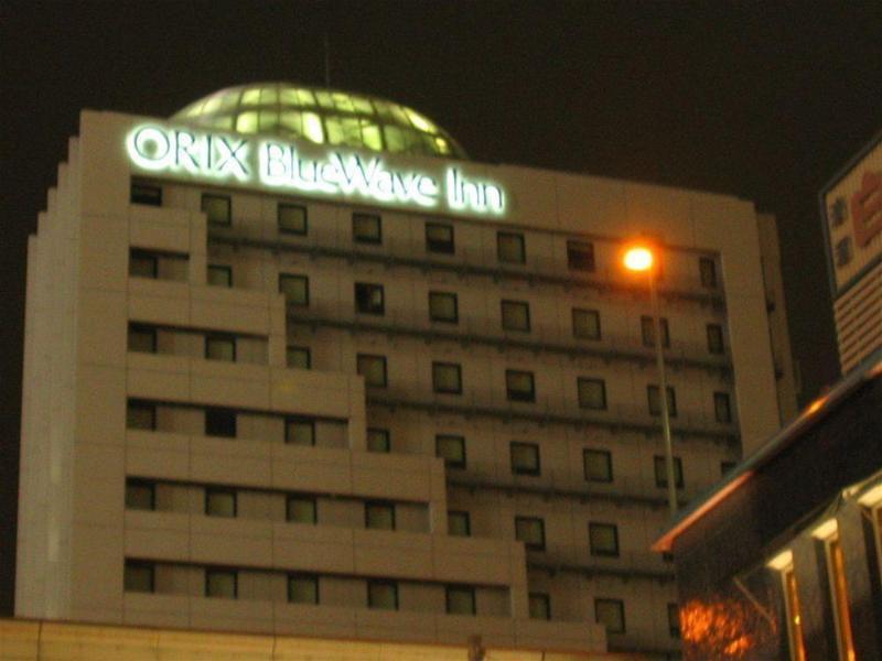 General view Bluewave Inn Yotsubashi