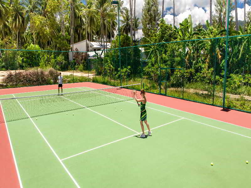 Sports and Entertainment Samui Beach Village