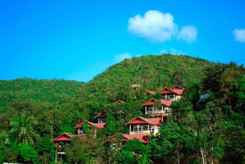General view Haad Yao Resort